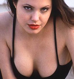 Angelina jollie porn